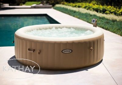 Jacuzzi dmuchane Spa 6 osób 140 dysz INTEX 28408